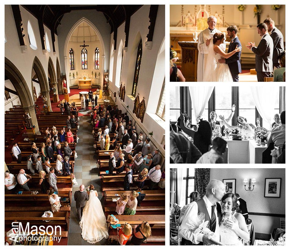 wedding photographer northumberland north east england