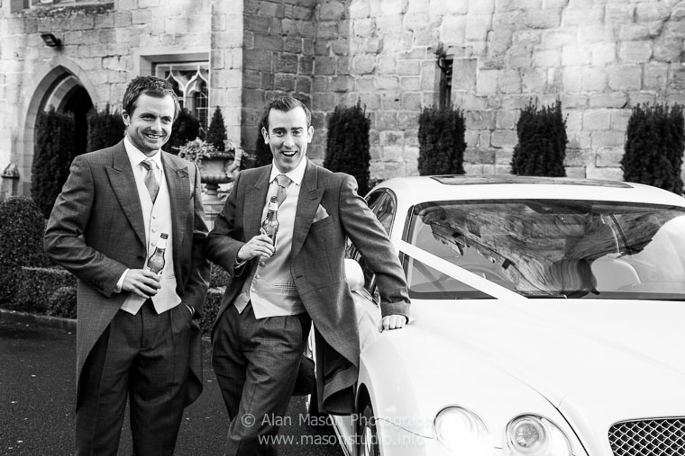 northumberland caste wedding