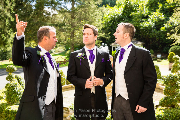 langley castle wedding picture  003