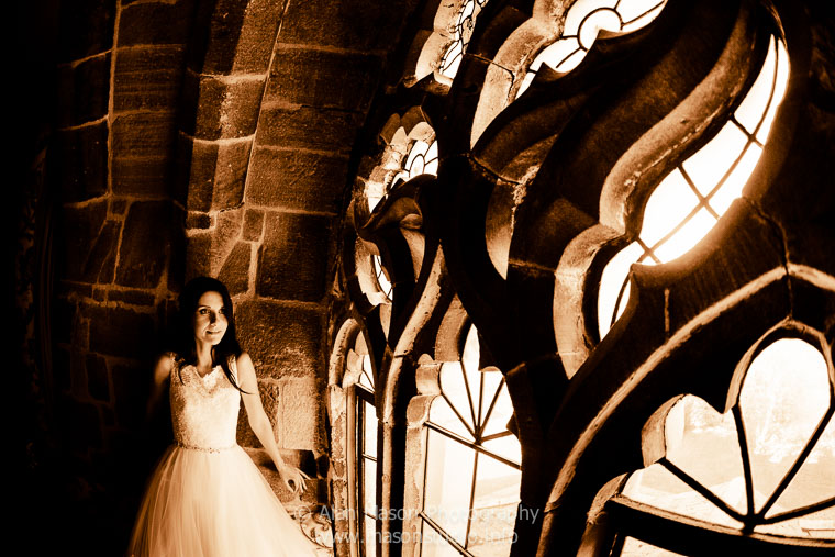 langley castle wedding picture  006