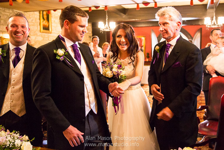 langley castle wedding picture  008