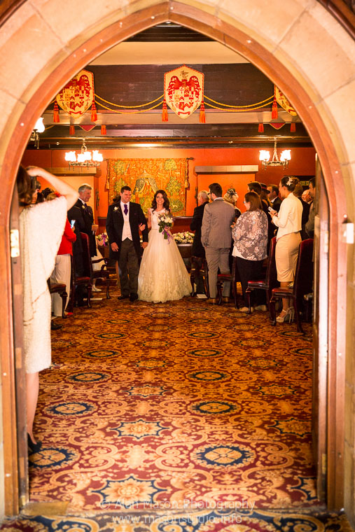 langley castle wedding picture  014