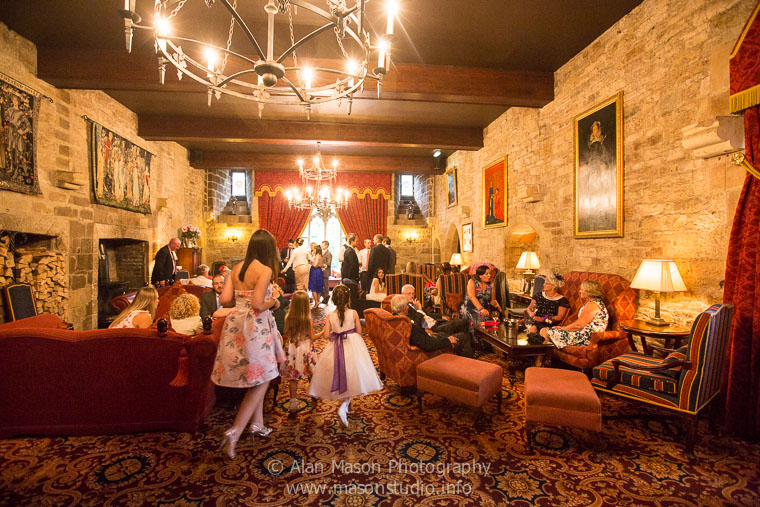 langley castle wedding picture  020