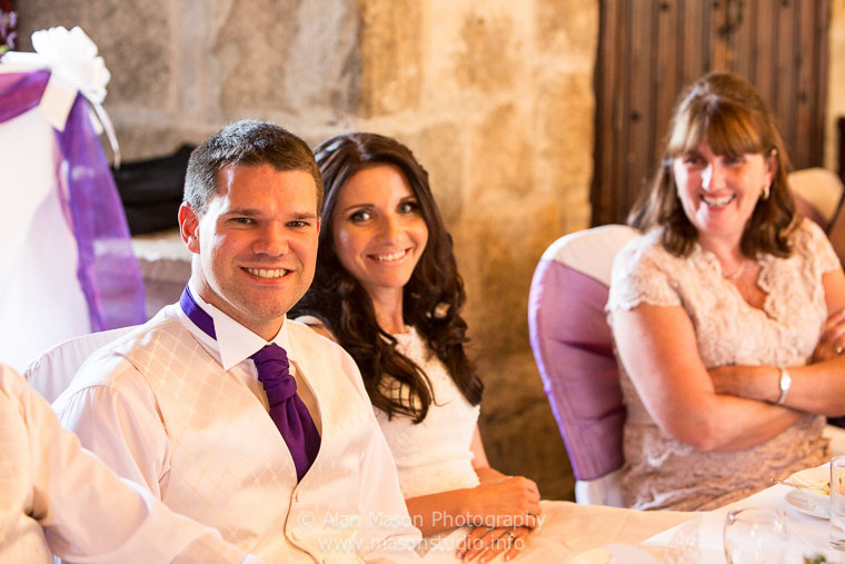 langley castle wedding picture  025