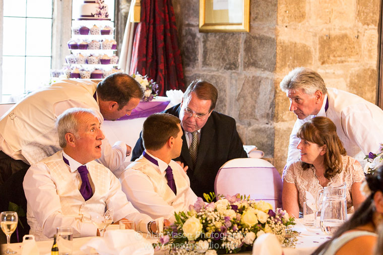 langley castle wedding picture  026