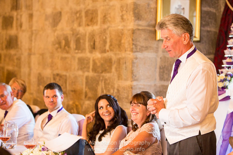 langley castle wedding picture  028