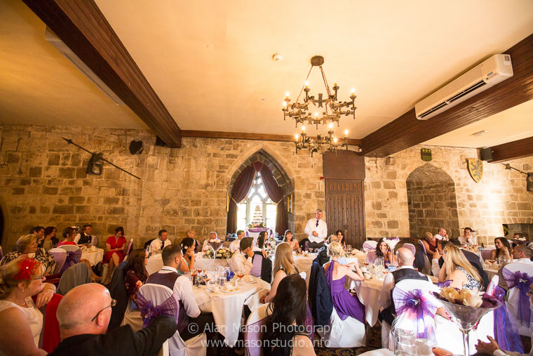 langley castle wedding picture  029