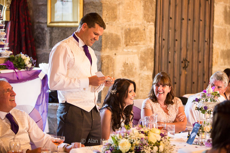 langley castle wedding picture  030