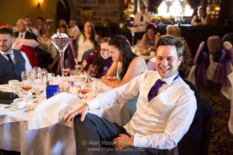 langley castle wedding picture  032