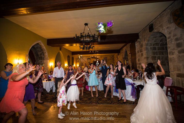 langley castle wedding picture  040