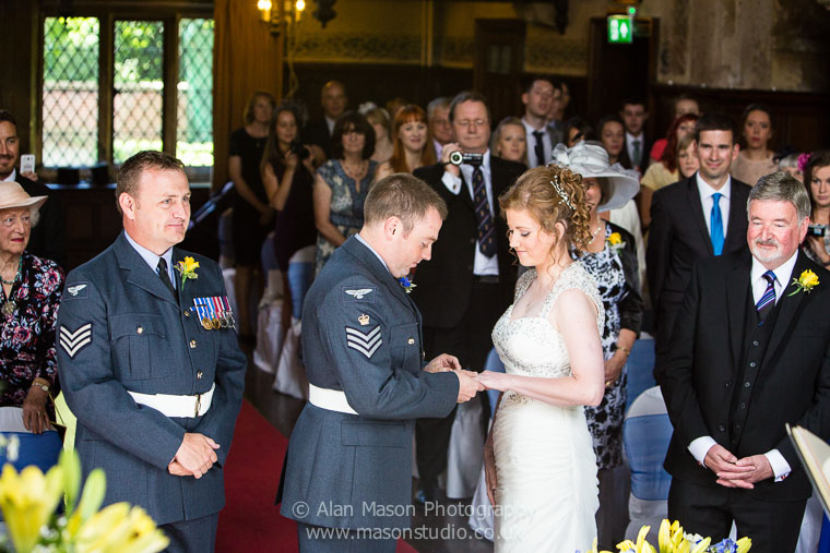 redworth hall wedding  038
