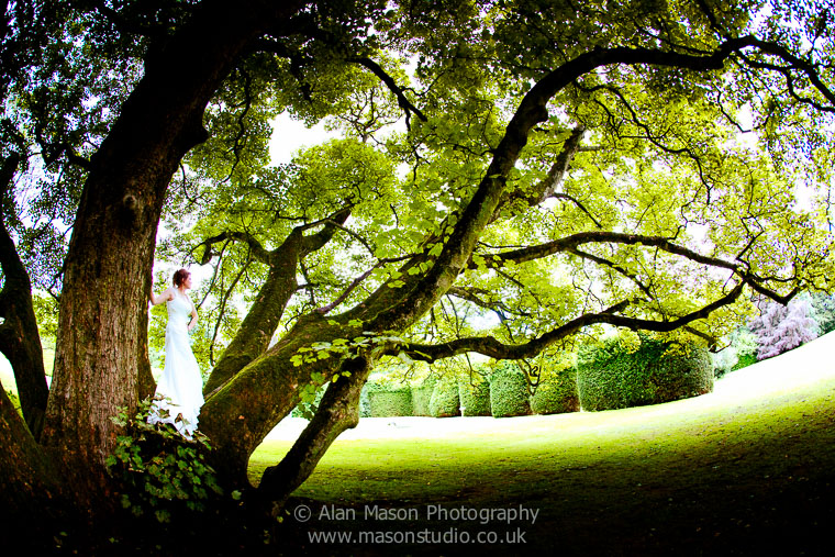 redworth hall wedding picture