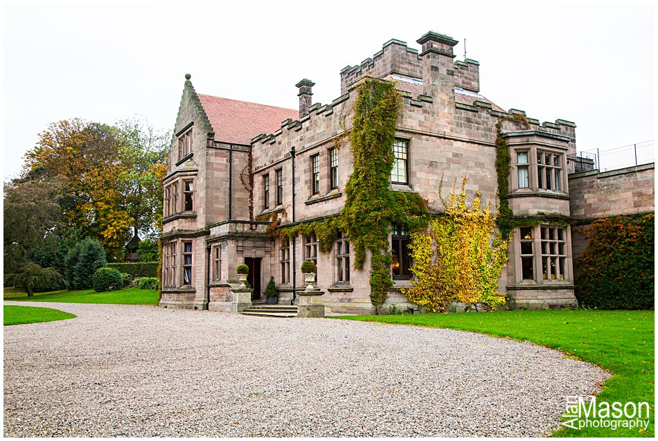 Ellingham Hall northumberland