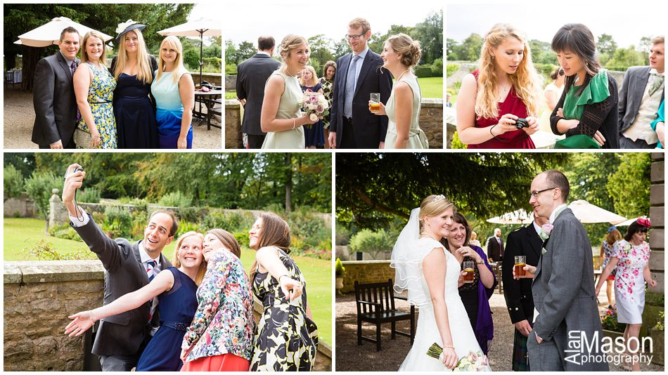 headlam hall wedding photographer