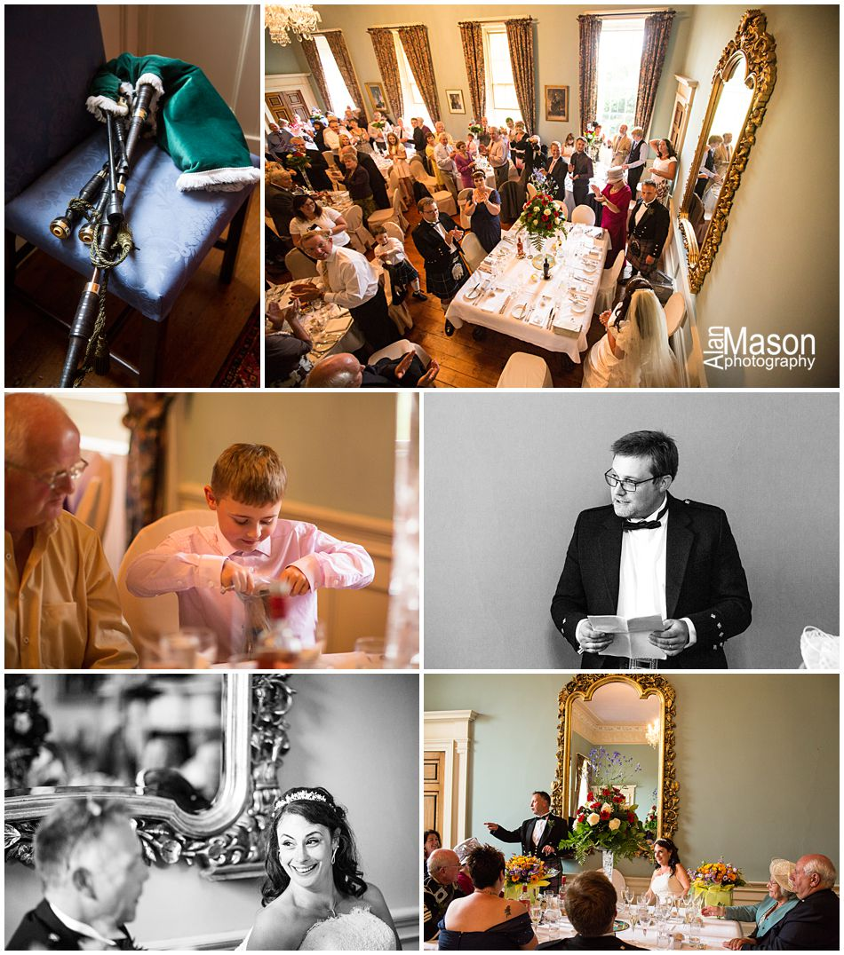scottish borders wedding photographer