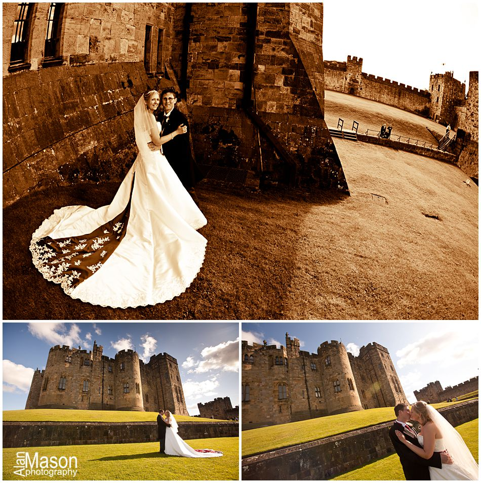 Alnwick Castle wedding photographer_0012