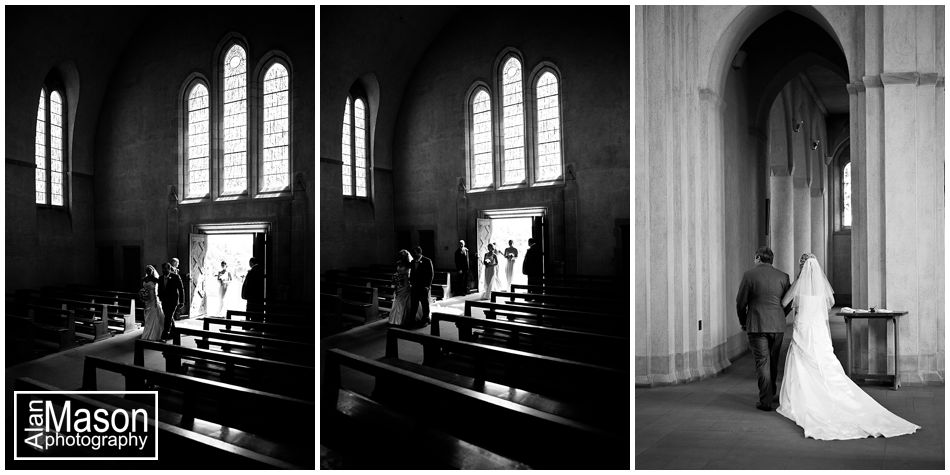 ampleforth abbey wedding pictures