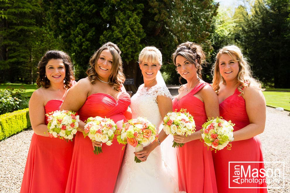 eshott hall weddings picture