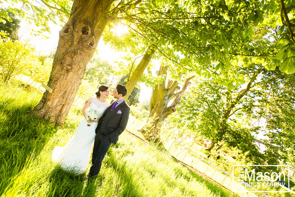 newton hall wedding photographer 07