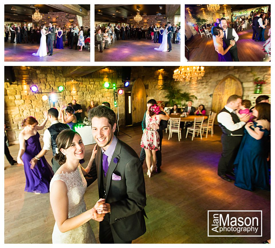 newton hall weddings photography
