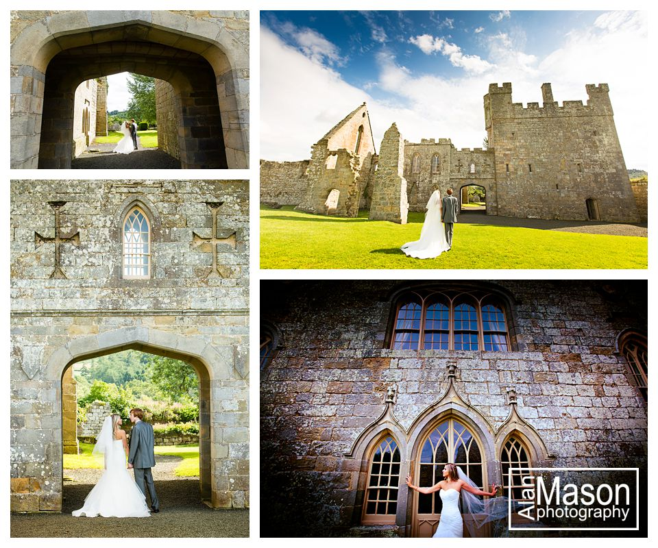 hulne abbey wedding pictures