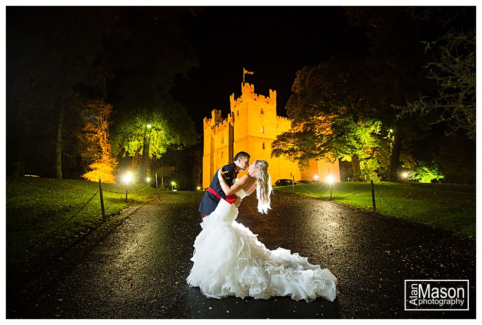 langley castle northumberland wedding pictures_0172