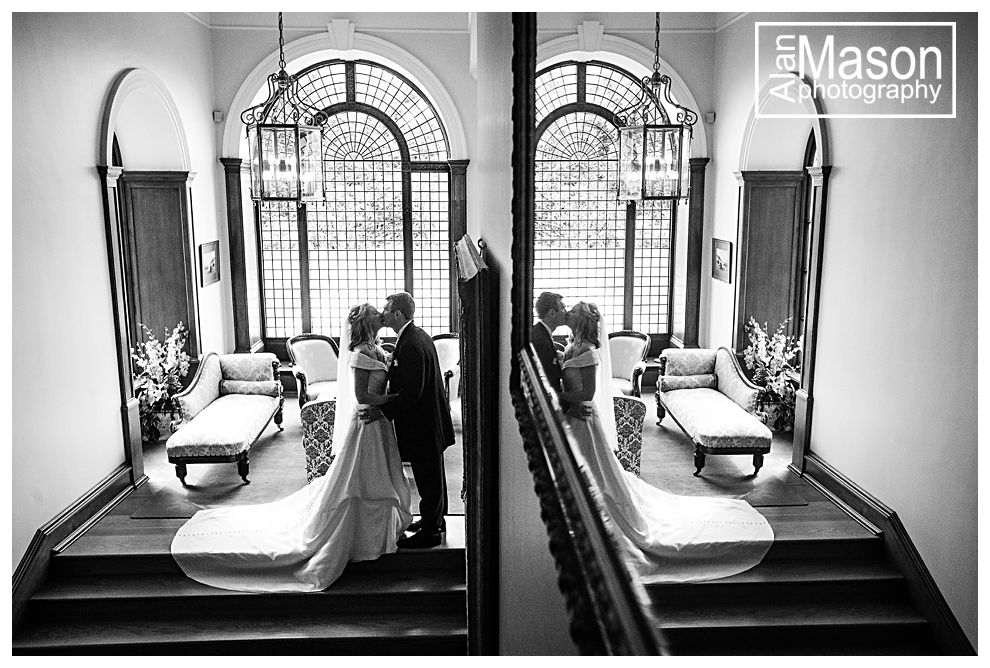 doxford Hall wedding picture