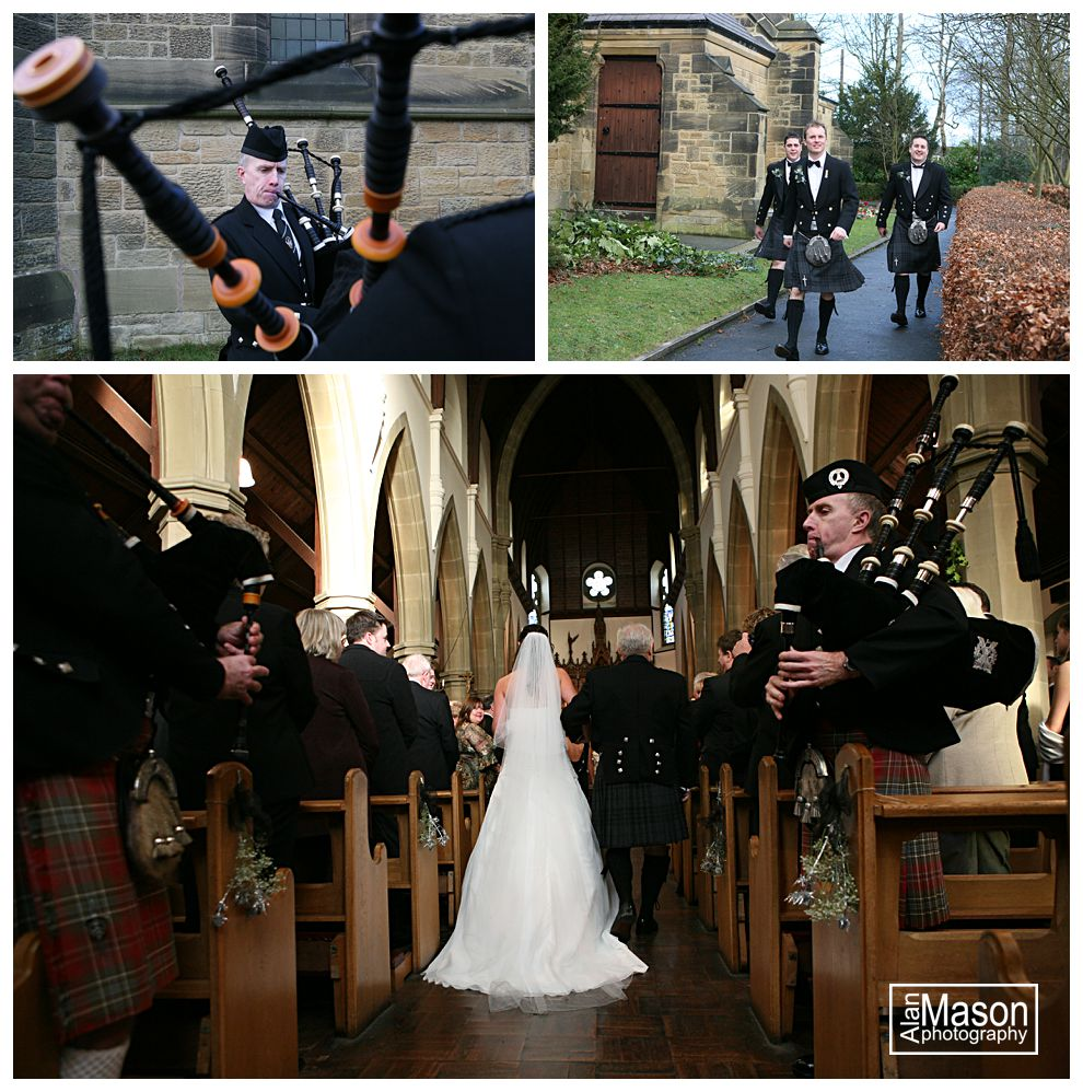 northumberland bridal pictures
